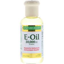 Vitamin E-Oil 30,000 IU 74ml | Skin Health Antioxidant | Pure Enough To Drink
