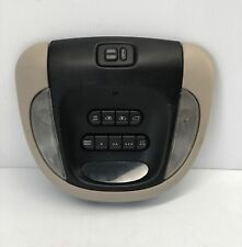 2004 Chevy Silverado 1500 Overhead Console Dome Map Light Lamp Oem