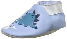 Chaussures bleus Robeez en cuir pour bébé