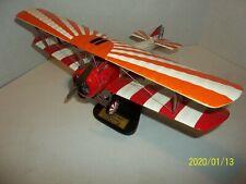 Sopwith/ RAF F.1 Camel WWI 1.Plane Dimps Rising Sun Modle Built 1/20   C55