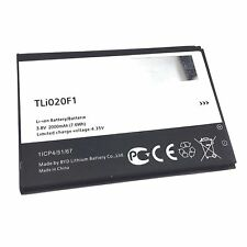 Alcatel TLi020F2 One Touch Fierce 2 Replacement Battery 7040N 2000mAh Canada