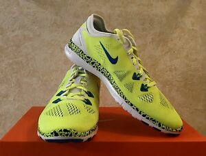 Women Nike FREE 5.0 TR FIT 5 WC Training & Running Shoes Sneaker Volt 803199 714