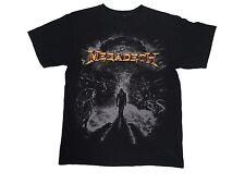 MEGADEATH ARMAGEDDON T SHIRT RARE VINTAGE ROCK METAL THRASH BAND MEDIUM M