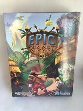 Epic Resort Board Game Floodgate Games NEW SEALED