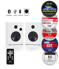 Saxx airSOUND AS 30 Bluetooth Lautsprecher weiß/ Setpreis