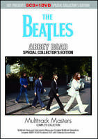 The Beatles Abbey Road Rock Band Multitrack Master 5CD 1DVD Set Music Rock Pops