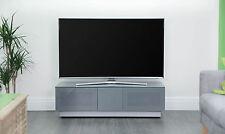 Alphason Design First Element Modular High Gloss TV Stand EMTMOD1250-GRY