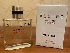 Chanel Allure Homme Sport Cologne 3.4 oz / 100 ml *ORIGINAL & SEALED*