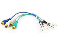 Haut-parleur en RCA mp3 ipod OEM Cable Adaptateur pour BMW Série 3 5 7 Mini