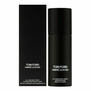 TOM FORD Ombre Leather Perfume All Over Body Spray Woman Men 5oz 150ml NIB