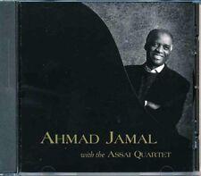 SEALED NEW CD Ahmad Jamal - Ahmad Jamal & The Assai Quartet