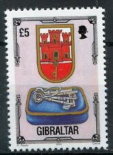 Gibraltar 1993 £5 Architectural Heritage coat of arms SG 708 MNH unmounted mint