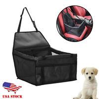 Folding Pet Dog Cat Car Seat Travel Carrier Kennel Puppy Handbag Sided Bag GIFT