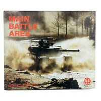 Omega Games : Main Battle Area - Modern Tactical Combat in Europe UNPUNCHED