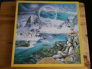 Antarctica Animals and Landscape 1200 piece Jigsaw Puzzle