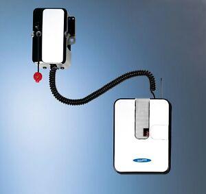 Novoferm Novoport Operator for Sectional Garage Doors (Includes 2 x Handsets)