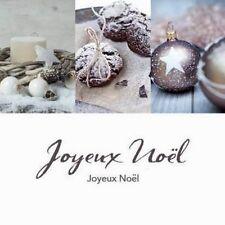 """40 étiquettes """"Joyeux Noël """" Décoration de Noël."""