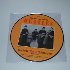 THE BEATLES - IN HAMBURG 1961 - LTD. EDITION LP PICTURE DISC