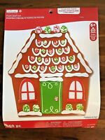 Creatology Christmas Gingerbread House Foam Craft Kit 660 pc New Ages 6+