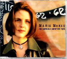 MARIA McKEE - I'M GONNA SOOTHE YOU - 3 TRACK 1993 CD SINGLE - MINT