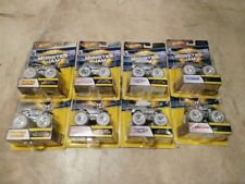 Hot Wheels 2017 •Monster Jam 25th Silver Collection• Lot of 8 NEW