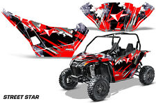 AMR Racing Arctic Cat Wildcat Limited 700 Graphic Kit Decal Sticker Wrap STAR R
