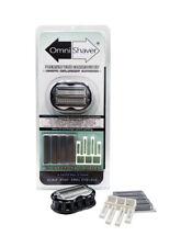 Premium OmniShaver & Cartridge Kit FAST FREE SHIP   Official OmniShaver Seller