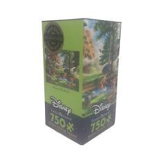 DISNEY ~ Thomas Kinkade ~ Winnie the Pooh  750 Piece Jigsaw/Puzzle by Ceaco NEW