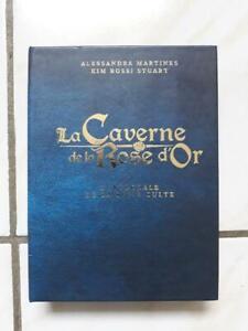 Coffret 6 DVD La Caverne de la Rose d'Or (lire descriptif)