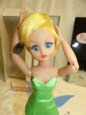 Horsman Rini Tinkerbell In Original Outfit, Box Coas Magic Want & Magnetic Wings