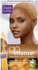 Dark and Lovely Go Intense! Hair Color Kit, Bright Blonde 1 ea
