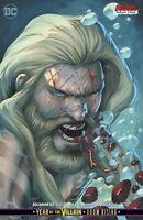 Aquaman #53 DCeased Variant YOTV DC comic 1st Print 2019 Unread NM