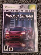 Project Gotham Racing (Microsoft Xbox, 2001) (x3)