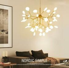 Modern Sputnik Firefly Chandelier Pendant Lighting Fixture Ceiling Light G4 Led