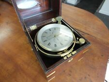 Antique Adams 8 day Marine Chronometer