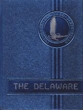 Delaware Valley High School Callicoon New York 1967 Yearbook Annual Grades K-12