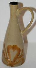 Pier1 Hand-Painted Stoneware Vase