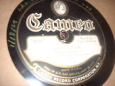 78RPM Cameo 9056 Dixie Daisies, Remember I Luv U/Broadway Broadcasters, Dream V+