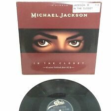 "MICHAEL JACKSON - ""IN THE CLOSET"" -1981 VINTAGE LP- EPIC RECORDS STEREO 49-74304"