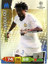Adrenalyn XL Champions League 11/12 - Nicolas nkoulou