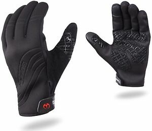 Unisex Neoprene Cycle Cycling Hunting Sailing Ski Gloves Mountain bike