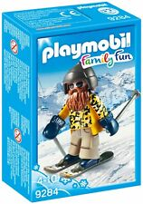 PLAYMOBIL Family Fun 9284 - Skieur avec snowblades  NEUF !!!