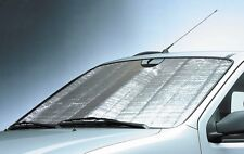 SUNLAND SILVER FRONT WINDSCREEN INTERIOR CAR SUN SHADE - EXTRA LARGE