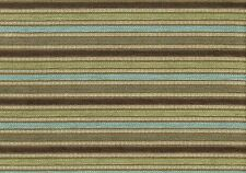 Arc-Com Fabrics Valdivia Fresco Lautner Chenille Stripe  Upholstery Weight