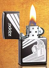 Zippo barbour Street Limited Edition BlackIce Midnight cromo 2016/17 60002960