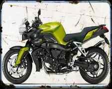Bmw K 1200R 08 A4 Metal Sign Motorbike Vintage Aged