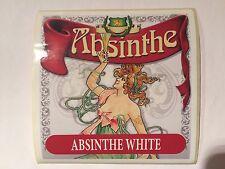 Absinthe Essence White 35mg Kit w/ Label