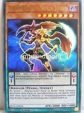 Yu-Gi-Oh 1x #016 Dämmerungs-Ninja Jogen - BLLR - Battles of Legend: Light's Reve