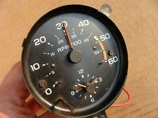 78 79 Monte Carlo El Camino dash 5659087 8 cyl tachometer gauge tach w/ clock
