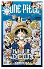 manga One Piece Guide Databook 5 Blue Deep Characters World Eiichiro Oda Glenat